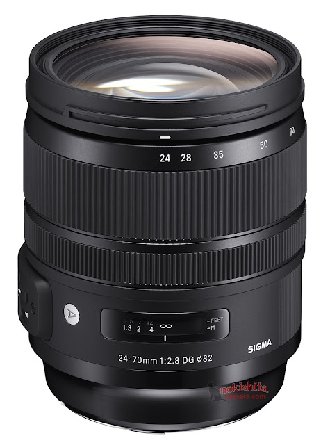 Sigma 24-70mm f/2.8 DG OS HSM