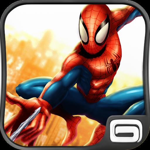 Resultado de imagen de spiderman total mayhem apk+obb
