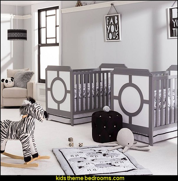 Goodnight Sleep Nursery Room modern baby nursery - modern kids bedrooms - modern childrens furniture - modern baby bedding - modern home style decorating Mid Century modern decor - Modern baby bedrooms - modern baby girls nursery - modern baby boys nursery - modern baby