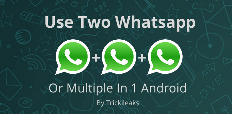 Using Two or Multiple Whatsapp
