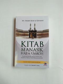 Kitab Manasik Haji dan Umroh Karya SYEIKH SHOLEH DARAT Toko Buku Aswaja Surabaya