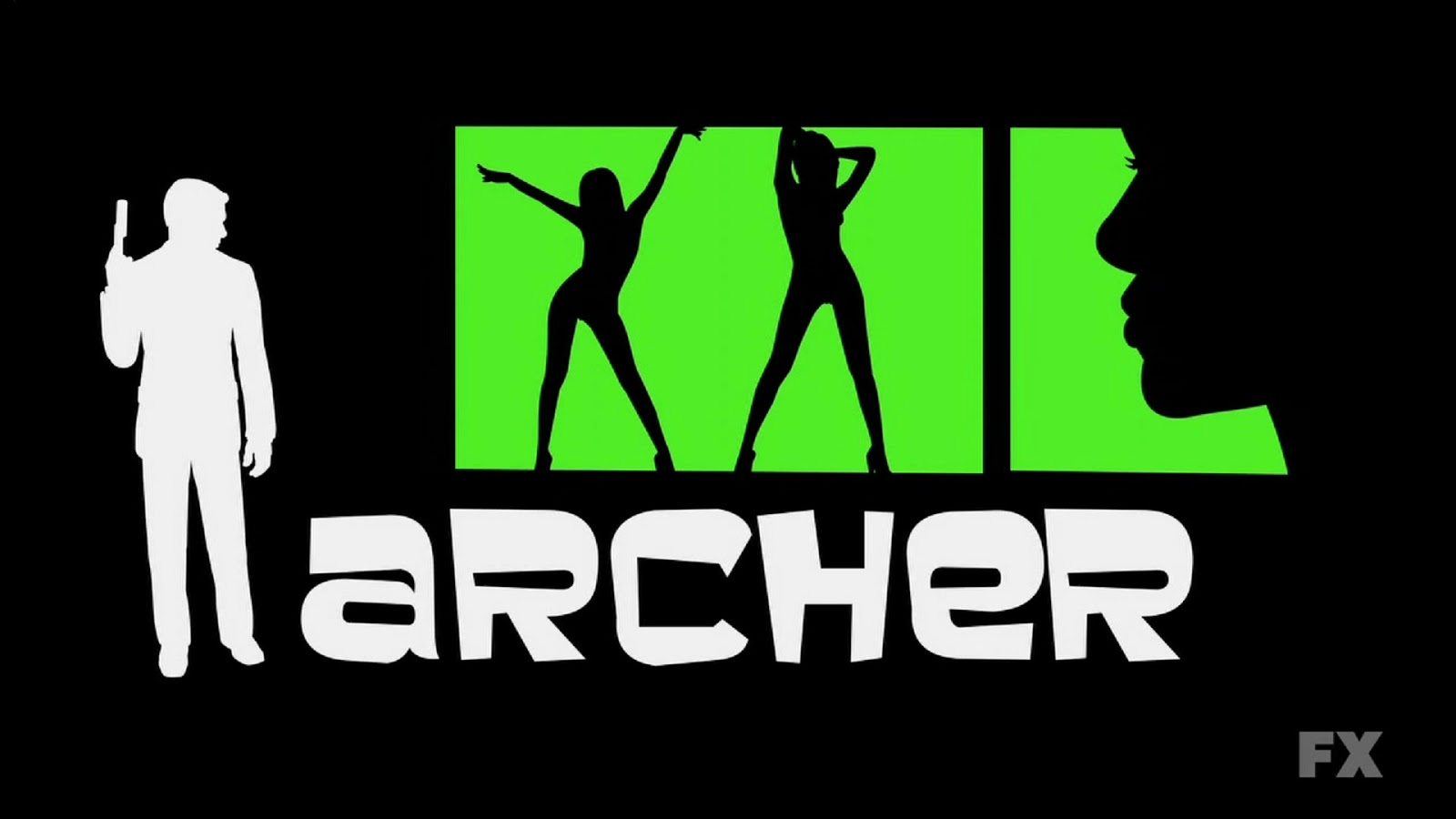 Archer Wallpaper