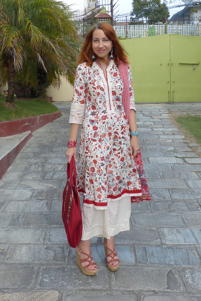 Summer outfit from Biba