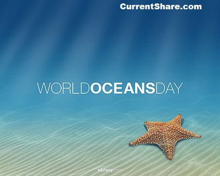 World Ocean Day Theme