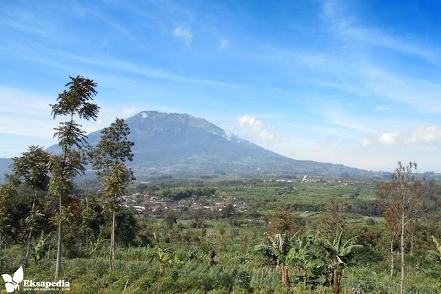 Gunung Merbabu Via Telomoyo