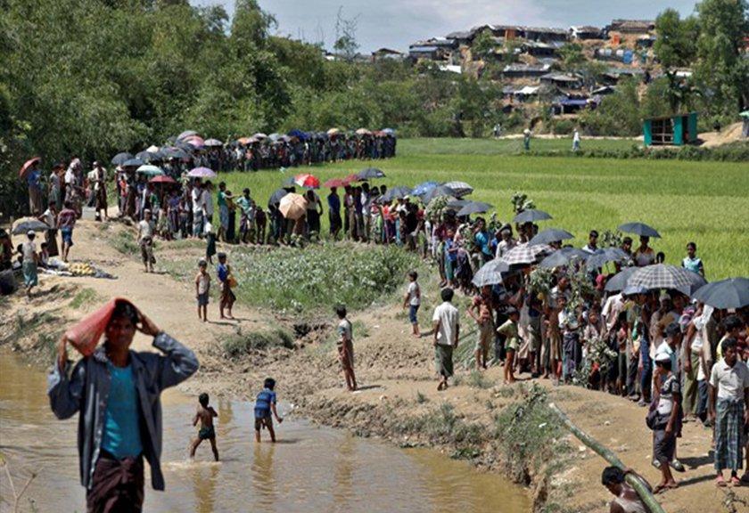 Bahaya Baru Mengintai Pengungsi Rohingya di Bangladesh