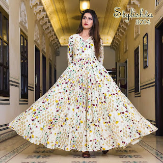 Stylishta party wear Gown buy wholesale