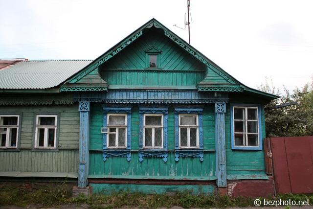 деревянные дома иваново