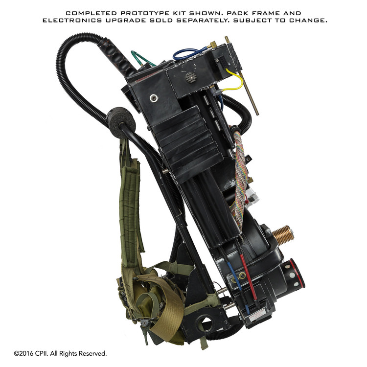 Anovos GHOSTBUSTERS: Proton Pack Kit, GHOSTBUSTERS Proton blaster