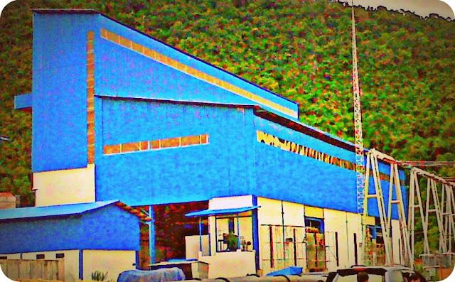Pembangunan PLTMG Holtekam Telah Dimulai