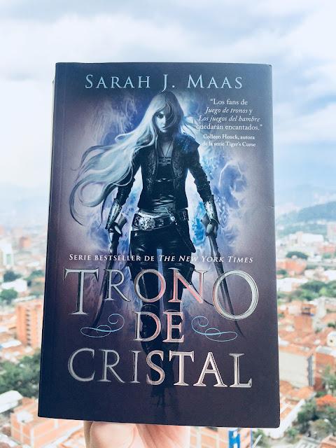 Trono de Cristal (Sarah J. Maas)