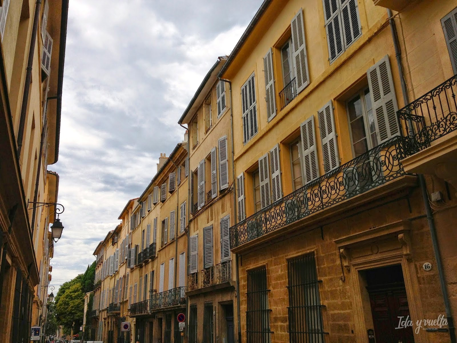 Calle de Aix-en-Provence