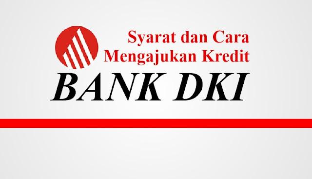 meminjam uang di bank DKI 2018/ 2019