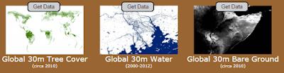 10 Situs untuk Mendapatkan Data Tutupan dan Penggunaan Lahan