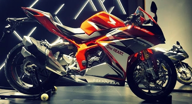 Foto-foto All New Honda CBR250RR 2016