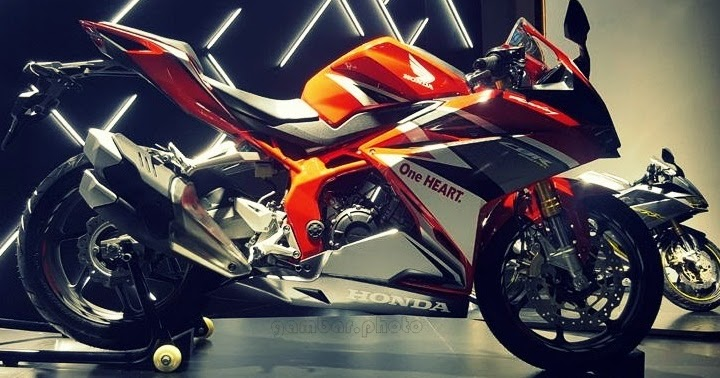 Fotofoto All New Honda CBR250RR 2016  Gambarphoto