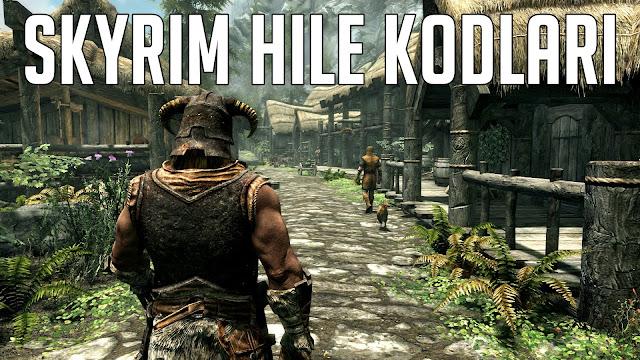 Skyrim-Hile-Kod