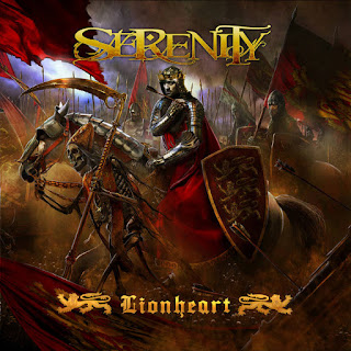 "Serenity - ""United"" (video) from the album ""Lionheart"""