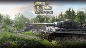 World Of Steel Tank Force v1.0.1 (APK+MOD Unlimited Money)