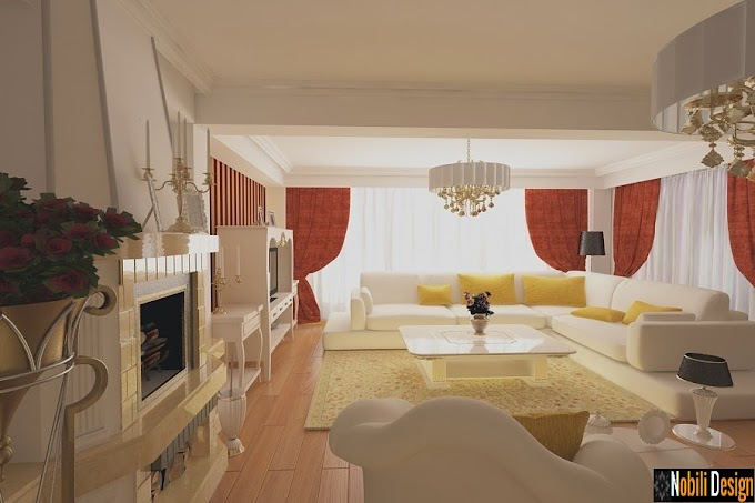 Arhitectura de interior Bucuresti - Design interior casa stil clasic in Bucuresti