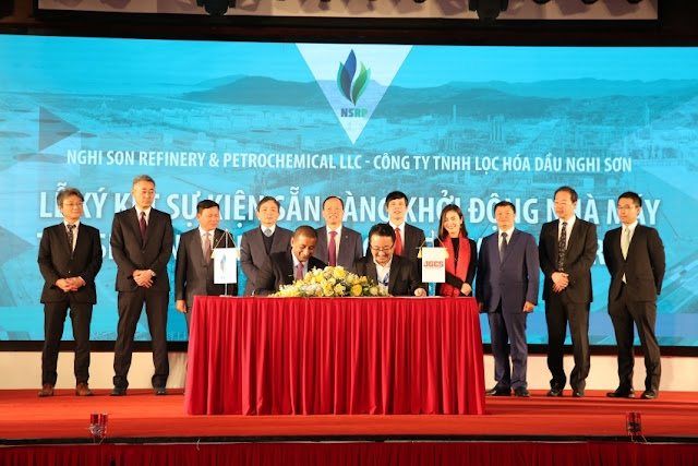 $9 billion Nghi Son refinery ready for operation