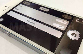 Feature Camera iPhone 5
