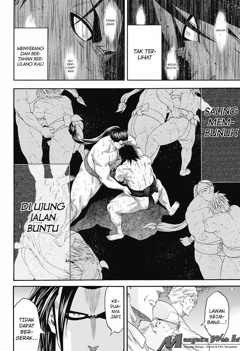 Hinomaru-Zumou – Chapter 148 : Memori