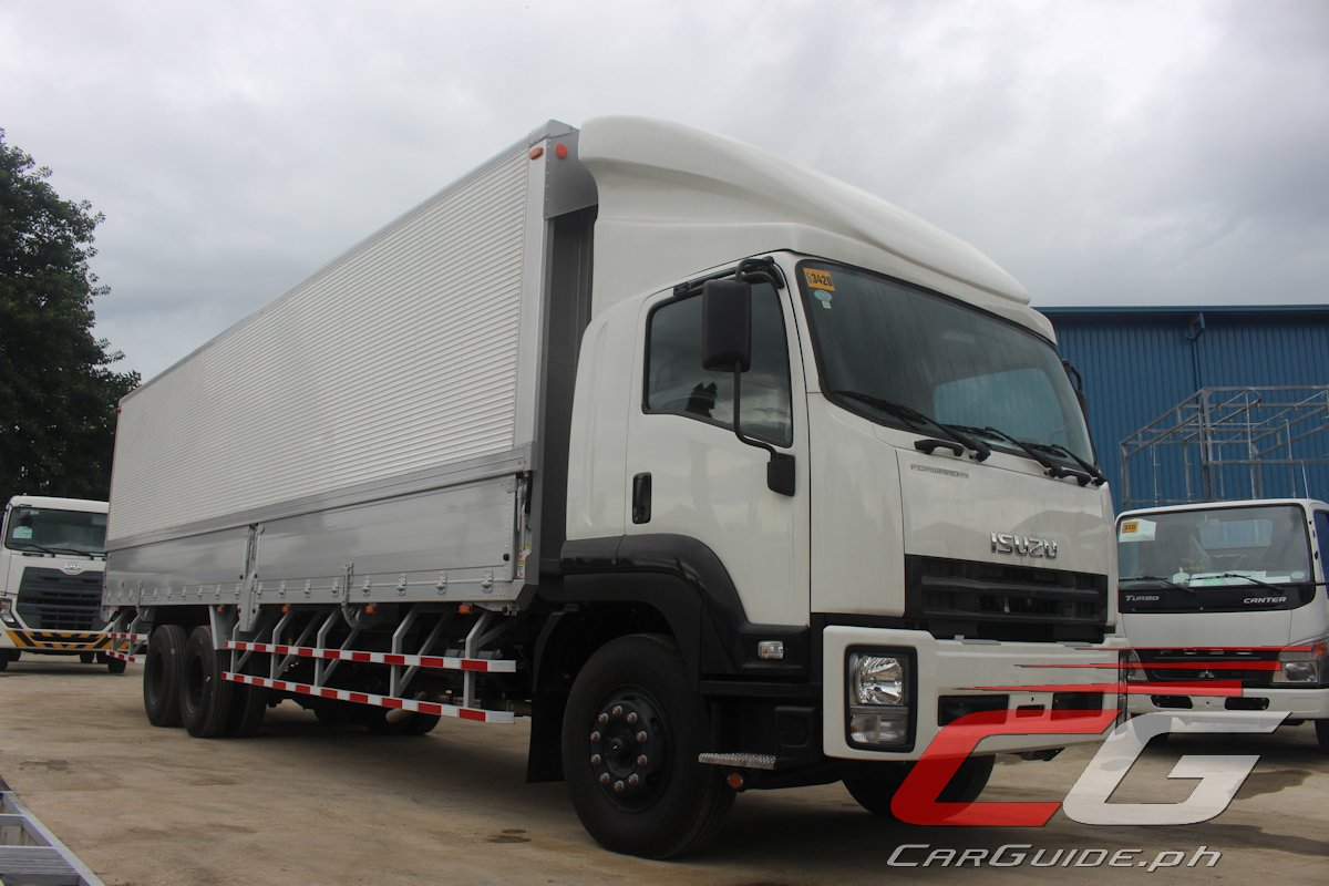 Moving Truck Companies >> Truck Body Builder Optimistic About Wing Van Market ...