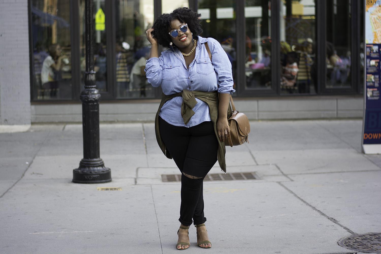 Fashion Nova Curve For Curvy Girls? | Q Train