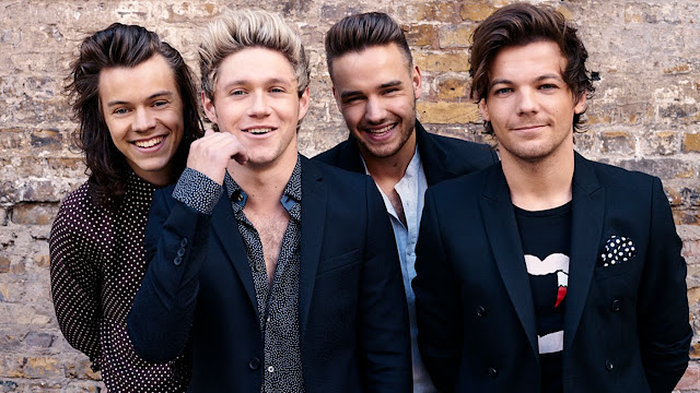 Lirik Lagu Clouds ~ One Direction