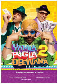 Yamla Pagla Deewana 2 (2013) New HD Full Hindi Movie Free Download