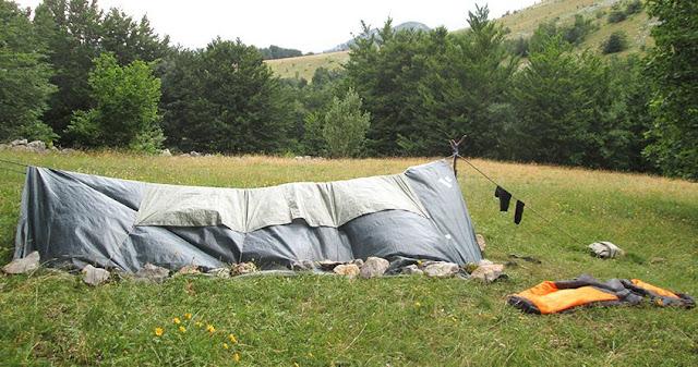 tenda bivak