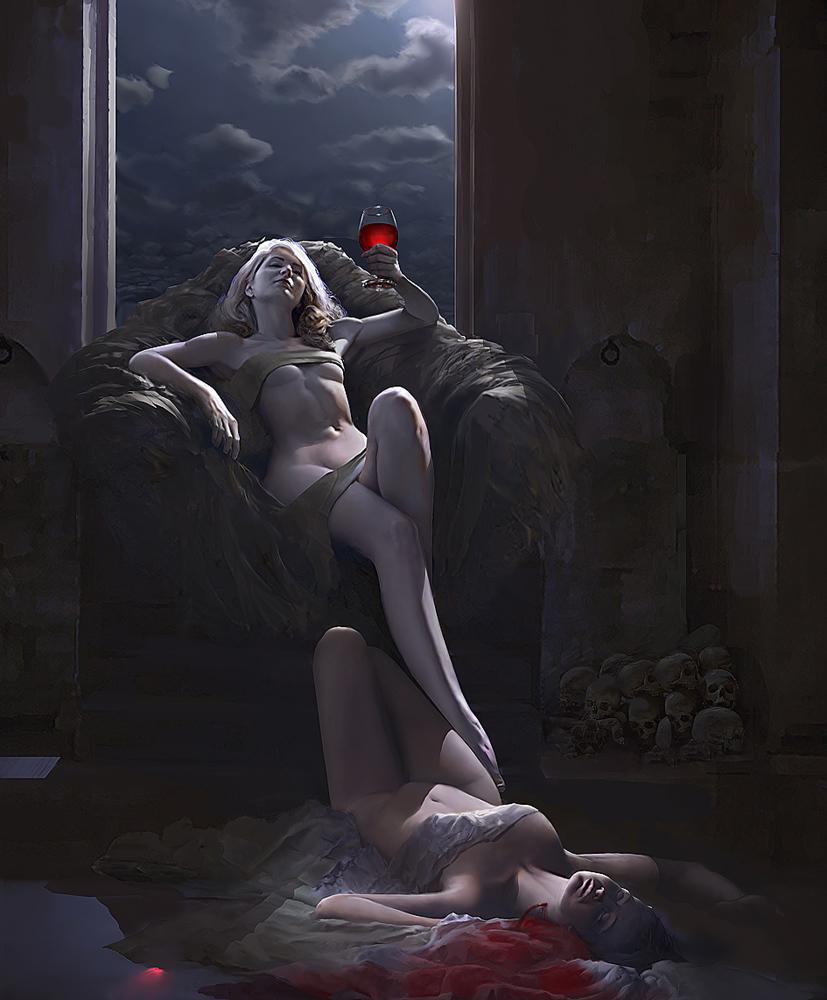 Nude female vampire porn pictures