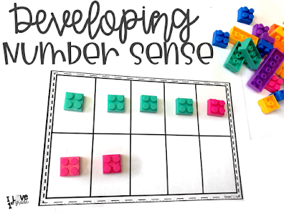 math in first grade, maths, developing number sense
