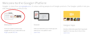 Cara Memasang Lencana Fans Page Google+ di Blog 2