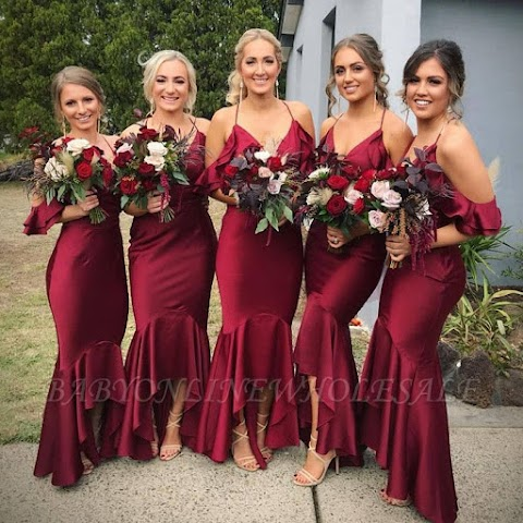 Burgundy Is One Of The Most Prominent Color Trends of 2019