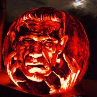 Jack O' Lantern Spectacular Providence, RI - carved jack o lanterns - Halloween New England