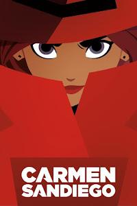 Carmen Sandiego Poster