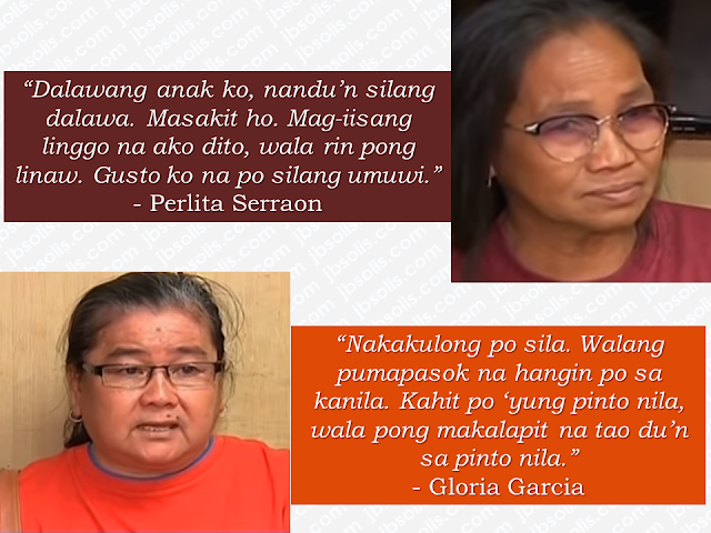 11 overseas Filipino workers (OFWs) were allegedly being detained by their employer in Riyadh, Saudi Arabia. The OFWs had posted a video online asking for help. They claimed they were being held against their will by their employer.  The Philippines Overseas Employment Administration (POEA) said that they are aware of the situation and had instructed the concerned recruitment agencies in the Philippines and Riyadh for immediate action on the OFWs' request for repatriation. Advertisement        Sponsored Links      Perlita Serraon, the mother of two of the OFWs, said she had become anxious over the seeming absence of a repatriation effort.    Romeo Ubaldo said he is already suffering from stress worrying that some of the detained OFWs were starting to get sick after being locked inside a room for a week.    Aside from failing to honor their contracts, their employer had also confiscated their documents, including their iqama or work permits.  The OFWs, fearing for their safety, appealed to the government for their repatriation.  Labor Secretary Silvestre Bello III said that they are looking into the memorandum of understanding between the governments of the Philippines and Saudi Arabia to ensure the protection of the OFWs deployed in the Gulf region. READ MORE: Can A Family Of Five Survive With P10K Income In A Month?    DTI Offers P5K To P200K To Small Business Owners    How Filipinos Can Get Free Oman Visa?    Do You Know The Effects Of Too Much Bad News To Your Body?    Authorized Travel Agency To Process Temporary Visa Bound to South Korea    Who Can Skip Online Appointment And Use The DFA Courtesy Lane For Passport Processing?    P200-Subsidy To Minimum Wage Earners Nationwide— DOLE    80,000 Filipino Seafarers at the Brink Of Losing Jobs?    Complete List Of Contacts For OFWs In The UAE    Leptospirosis Awareness, Causes And Prevention    Visa-Free entry For Filipinos In Taiwan, Extended Until 2019