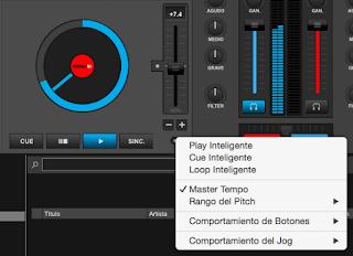 Otra configuración en Virtual DJ 8