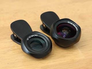 Yarrashop スマホ レンズ 15xマクロレンズ 0.6倍広角レンズ バラ花弁型 歪みなし高画質(ブラック)
