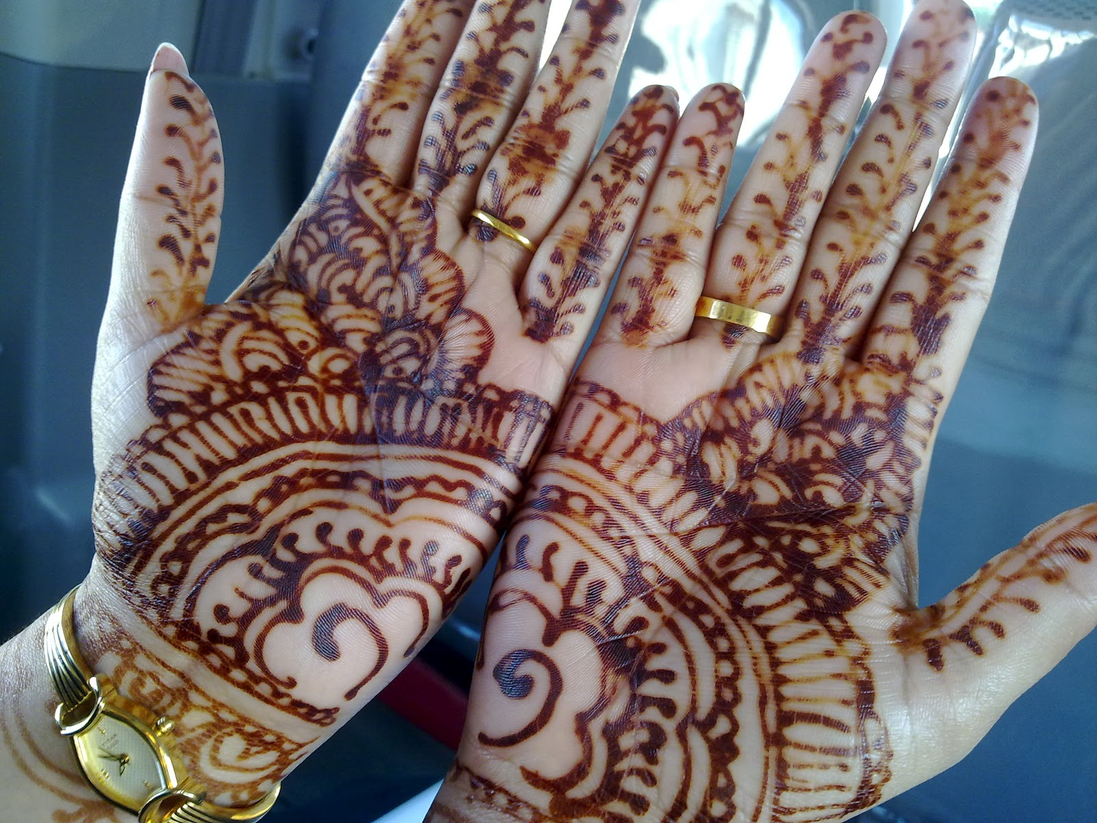 Indian Wedding Henna Tattoos: Mehndi Designs 2012: Henna Tattoos