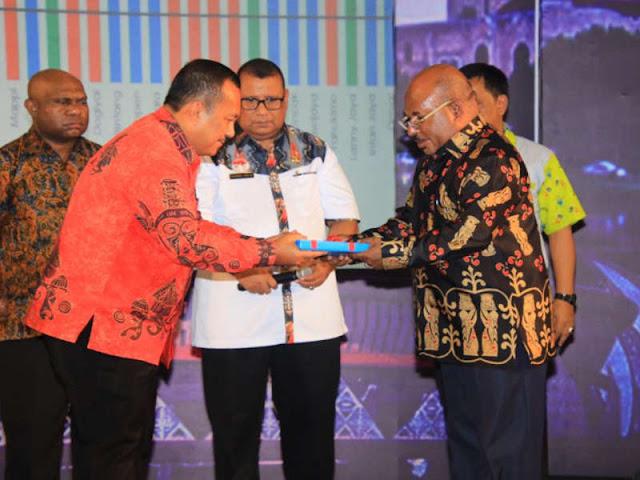 Lukas Enembe Akui Pembangunan Hilangkan Perasaan Ketidakadilan di Papua