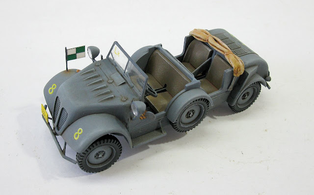 of Wehrmacht Scale 1//35 from Elf Lights for armored vehicles 16 pieces