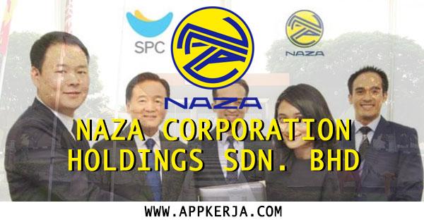 NAZA CORPORATION HOLDINGS SDN. BHD