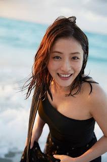 Gái xinh facebook Satomi Ishihara