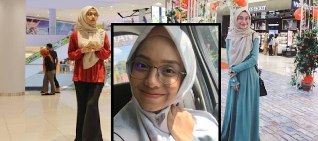 Perampas di sebalik niqab,Isteri Baru PU Abu Di Serang