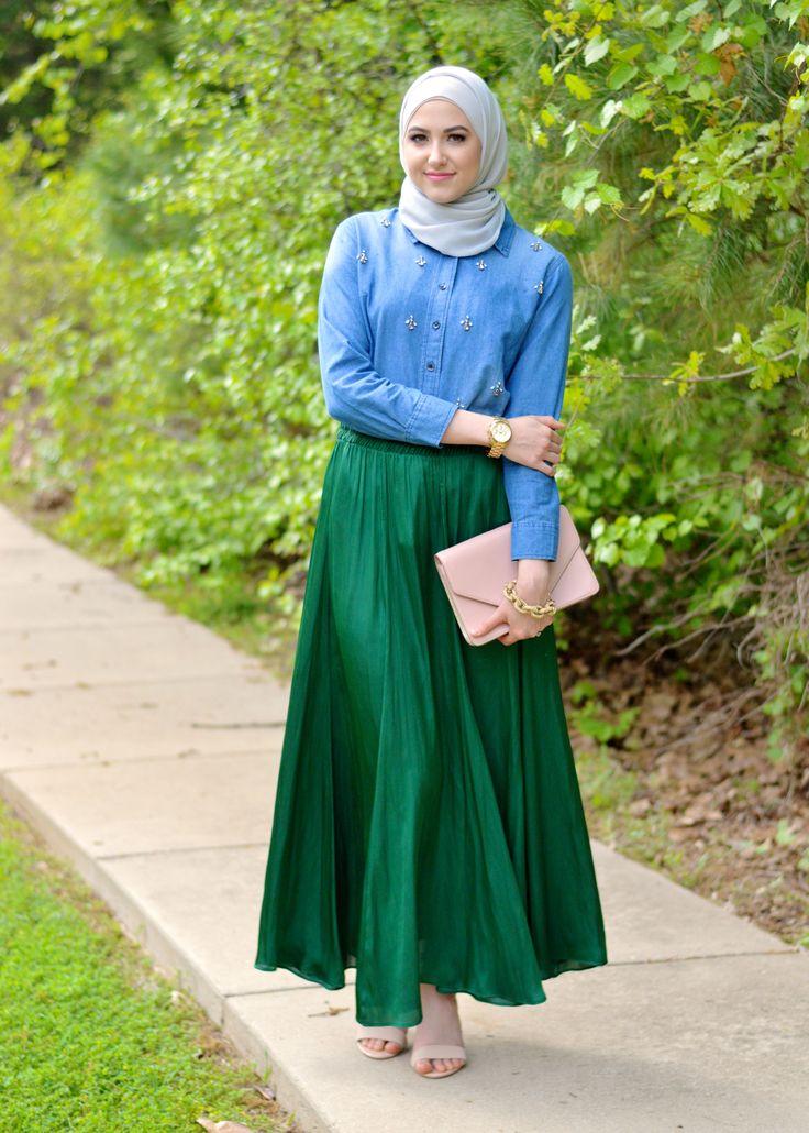 Konsep Foto Model Hijab Igo dalam Fotografi Hijab pashmina