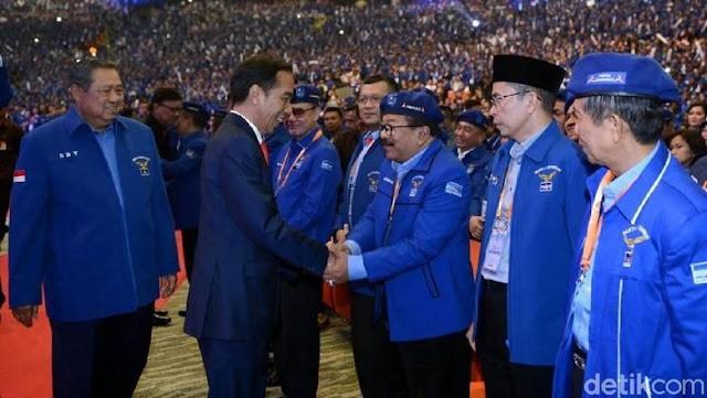 Fix, Tanpa Ragu TGB Zainul Majdi Mengundurkan Diri Dari Partainya SBY, Berikan Sindiran Demokrat Doakan Dia Jadi Cawapres Jokowi...