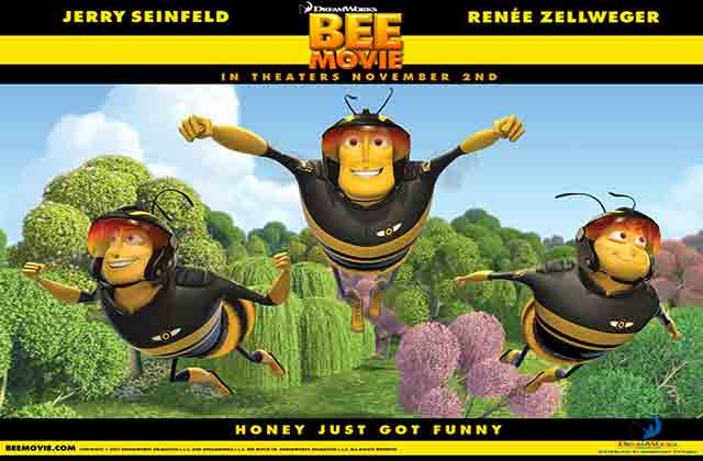 bee movie 2007 in hindi free download